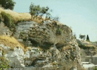 "Golgatha ... ""Place of the Skull"""