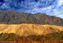 Mountain range in Israel