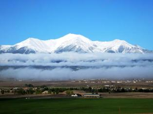 Mountain vista in Buena Vista, CO